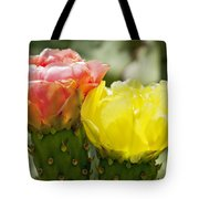Cactus Bouquet Tote Bag