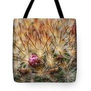 Cactus Bud Tote Bag