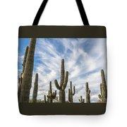 Cactus Choir Tote Bag