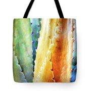 Cactus Detail #1 Tote Bag