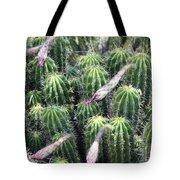 Cactus Drama Tote Bag