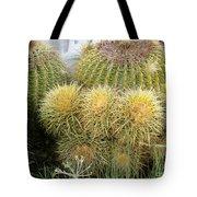 Cactus Family Tote Bag