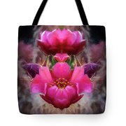 Cactus Flower 07-02 S08 Tote Bag