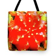 Cactus Graft Tote Bag