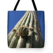 Cactus In The Sky  Tote Bag