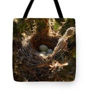 Cactus Nest Tote Bag