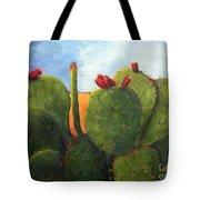 Cactus Pears Tote Bag