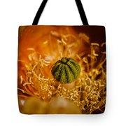 Cactus Pistil Tote Bag