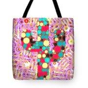Cactus Pop Art Tote Bag