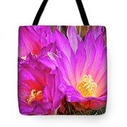 Cactus-thelocactus Macdowellii Tote Bag