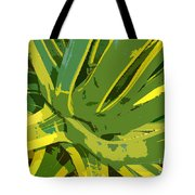 Cactus Work Number 2 Tote Bag
