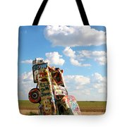 Caddies N Clouds One Tote Bag