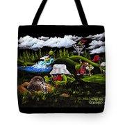 Caddy Shack Tote Bag