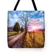 Cades Country Lane Tote Bag