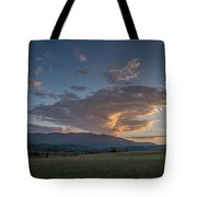 Cades Cove - Great Smoky Mountains National Park Tote Bag