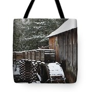 Cades Cove Mill II Tote Bag