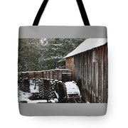 Cades Cove Mill II Tote Bag