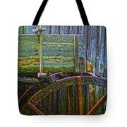 Cades Cove Mill No 2 Tote Bag