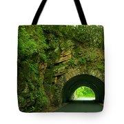 Cades Cove Tunnel Tote Bag