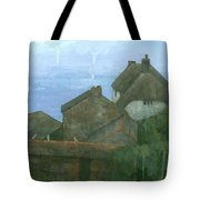 Cadgwith Rooftops Tote Bag
