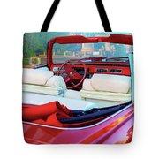 Cadillac Convertible -  A Car Class  Tote Bag