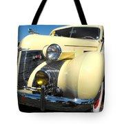 Cadillac Fleetwood Tote Bag