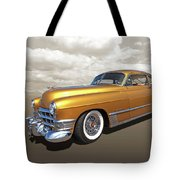 Cadillac Sedanette 1949 Tote Bag