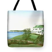 Cady House Tote Bag