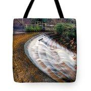Caeau Weir Tote Bag