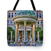 Caesar Columns Tote Bag