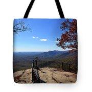 Caesars Head State Park Tote Bag