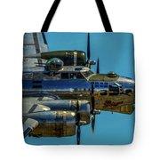 Caf Sentimental Journey Tote Bag