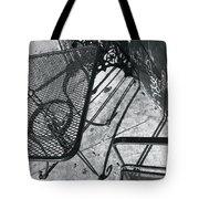 Cafe 1 Tote Bag
