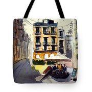 Cafe Aromatic Tote Bag
