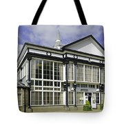 Cafe At The Pavilion Gardens - Buxton Tote Bag