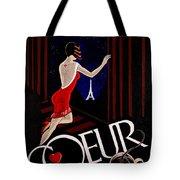 Cafe Coeur 1 Tote Bag