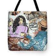 Cafe Con Leche Tote Bag