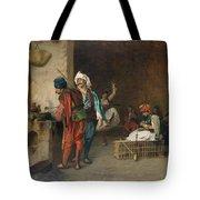 Cafe House, Cairo  Tote Bag