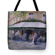 Cafe Magots Tote Bag