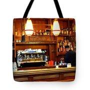 Cafe Tote Bag