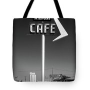 Cafe Midpoint Tote Bag