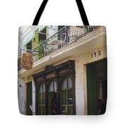 Cafe O'reilly Tote Bag