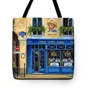 Cafe Van Gogh II Tote Bag