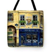 Cafe Van Gogh Tote Bag