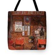 caffe Nero Tote Bag