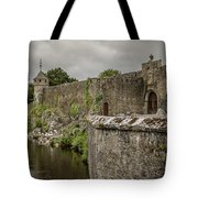 Cahir Castle 1384 Tote Bag