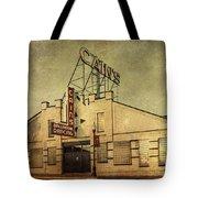 Cain's Ballroom Tote Bag by Tamyra Ayles