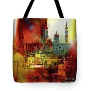 Cairo Egypt Art 01 Tote Bag
