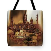 Cairo Egypt Art 03 Tote Bag
