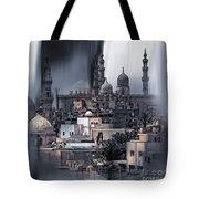 Cairo Egypt Art Tote Bag